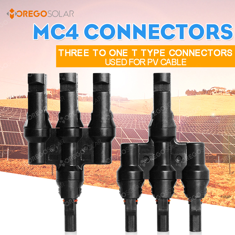 PV solar wateproof IP67 MC4 solar connector used for 2.5mm2/4mm2/6mm2 solar cable