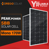 Moregosolar 150w 170w mono solar panel manufacturers made in china ML series