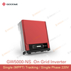 Top 10 grid tie GOODWE solar inverter for dc ac transmit